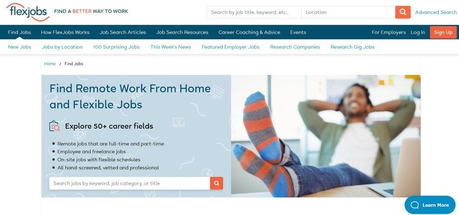 best-freelancer-sites-flexjobs