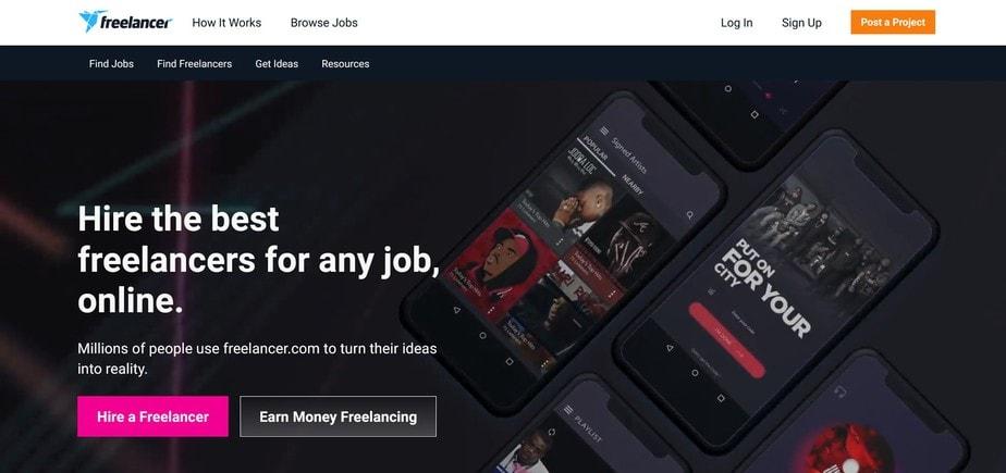 freelancer-com-freelancing-platforms