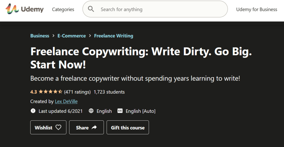 how-to-be-a-freelance-writer-udemy-copywriting-course