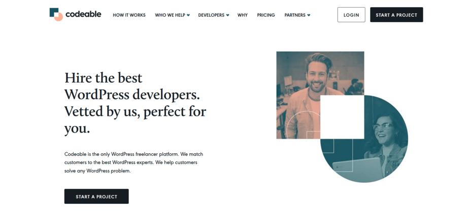 codeable freelance sites like upwork