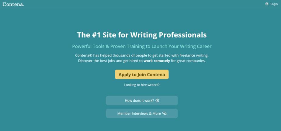 contena freelance sites like upwork