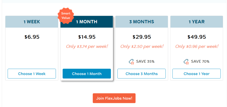 flexjobs-pricing-table