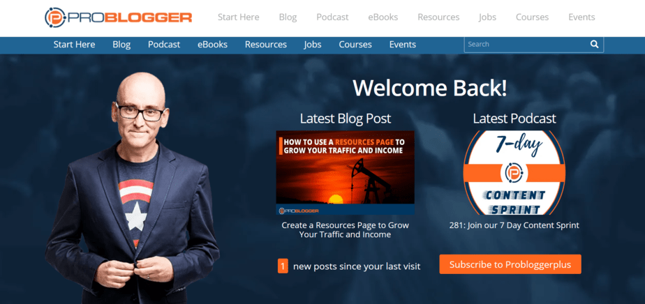 sites similar to upwork problogger