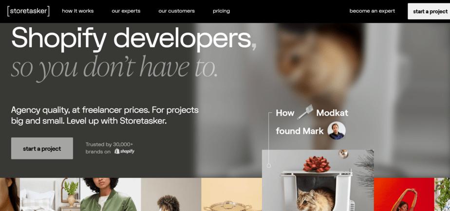 storetasker websites like upwork