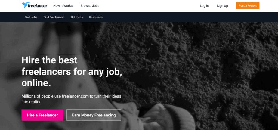 upwork vs freelancer