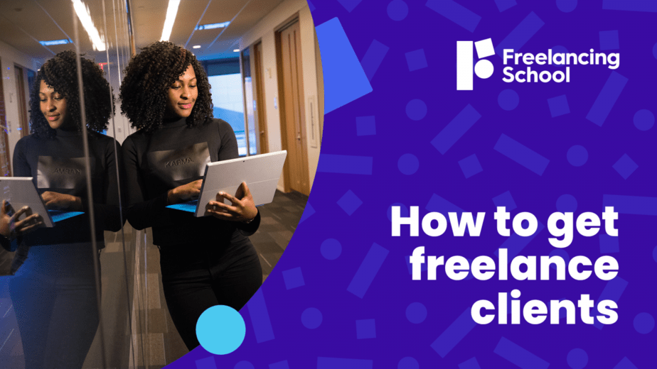 how to get freelance clients freelancer